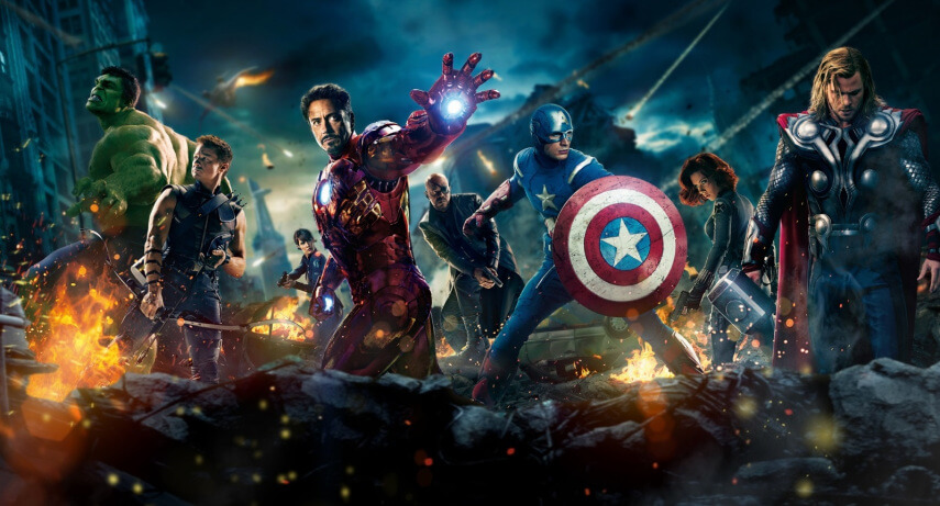 Avengers, Marvel (Disney)