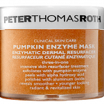 Pumpkin enzyme mask - courtesy of Peter Thomas Roth