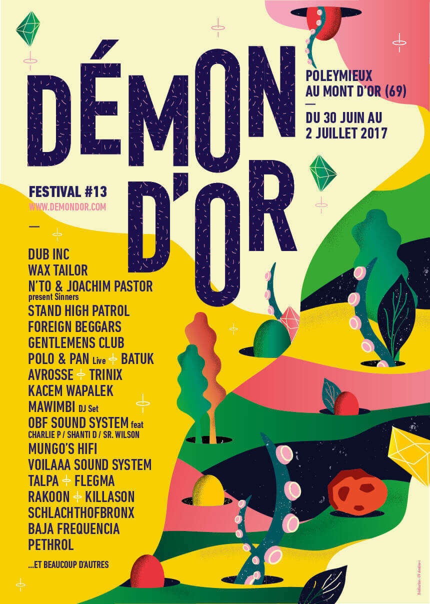 festival demon d'or 2017